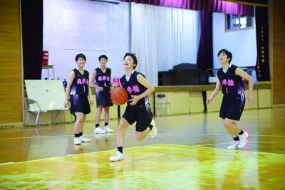 バスケットボール部( 男女 )