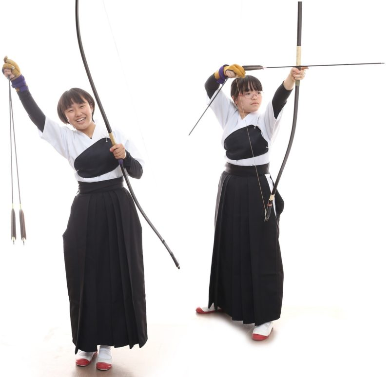 弓道部( 男女 )