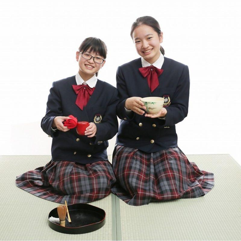 茶道部( 男女 )