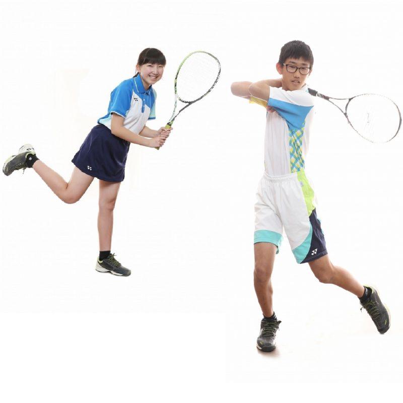 ソフトテニス部( 男女 )